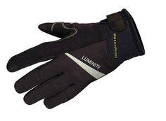 Essential for commuting in the rain -WATERPROOF Endura Luminite Gloves - House of Chain