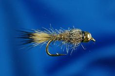 Fish4Flies September Top 10 Chart: #3 Gold Ribbed Hare's Ear The outstanding Hares Ear can be tied to suggest many different species of #nymphs. Not an imitation of a particular insect but a general representation pattern that takes fish both in England, America and Europe. The goldhead allows you to hold depth in rivers and get down in stillwaters. http://www.fish4flies.com/Nymphs/Hare's_Ear_and_Pheasant_Tail/GH_Gold_Ribbed_Hares_Ear #FlyFishing #Trout