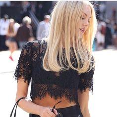 Blonde fullness