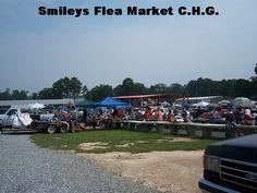 Smileys Flea Market In Western North Carolina