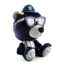 New York Yankees Mascot Plush Team Nerd $19.99 http://www.fansedge.com/New-York-Yankees-Mascot-Study-Buddy-_-75009730_PD.html?social=pinterest_pfid23-43658
