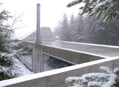 AFF architekten · Schutzhütte am Fichtelberg · Divisare