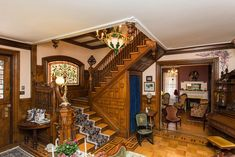 The property 203 Union Ave, Saratoga Springs, NY 12866 is currently not for sale. View details, sales history and Zestimate data for this property on Zillow. Victorian Interiors, Victorian Homes, House Interiors, Modern Staircase, Craftsman Bungalows, Grand Entrance, Types Of Houses, Stairways, Old Houses