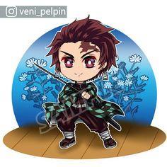 "PELPIN on Instagram: ""-Kimetsu no Yaiba- Chibi Nezuko, Monjiro..? Monitsu..? ( ̄∇ ̄') . . #tanjiroukamado #zenitsuagatsuma #nezukokamado #kimetsunoyaiba…"" Chibi, Fanart, Anime, Fictional Characters, Instagram, Fan Art, Cartoon Movies, Anime Music, Fantasy Characters"
