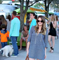 I just love the Spring dresses from @GapFactory and how they are perfect for Spring vacations like the one I just took to Seaside, FL. #WearItShareIt #sponsored