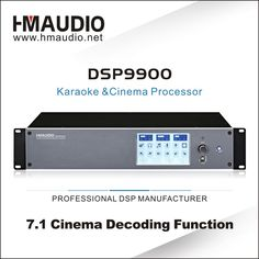 ▼4 in 2 out HDMI audio and video interface, coaxial and optical. ▼All DOLBY / DTS 7.1 decoder are supported, 7.1 channels output. ▼16 bands PEQ for Music. Independent 16 bands PEQ for A/B way MIC. ▼Professional KTV effect, echo & reverb, 3 bands PEQ, 4 levels feedback.  ▼5 bands PEQ, LPF/HPF, polarity, delay, limiter and gain are for Main, Center, SUB and Surround output channels. ▼Double DSP chips, 400MHz main frequency, 48KHz sampling frequency, 32bit processor, 24 bit AD/DA converter.