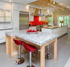 homes with entrance into the kitchen - Google Search