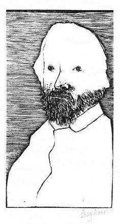 Leonard Baskin - Gehenna Press | R.Michelson Galleries