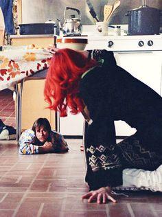 Clementine & Joel / Kate Winslet & Jim Carrey,  Eternal Sunshine of the Spotless Mind (2004)