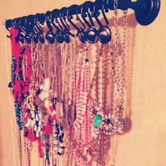 DIY Jewelry Organizer Beauty.com.