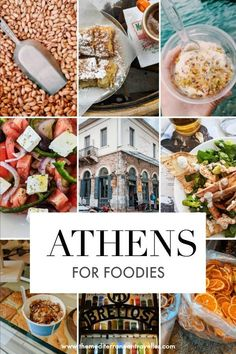 Save yourself from mediocre moussaka with this guide to findi… Athens Food Guide. Save yourself from mediocre moussaka with this guide to finding the best food and drink in Athens! We'll cover the best places to eat,… Continue reading → Athens Food, Greece Food, Best Street Food, Best Places To Eat, Budget Meals, Macedonia, Foodie Travel, Santorini, Mykonos Greece