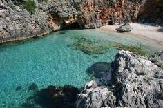 Albanian Riviera Near Vlora Town-Jala