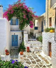 Greece - I miss that sunshine