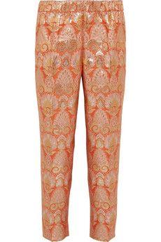 Shopping de pantalones slouchy - J. Fashion Themes, All Fashion, Fashion Prints, Indian Fashion, Designer Clothes Sale, Discount Designer Clothes, Ethnic Suit, Printed Trousers, Elastic Waist Pants