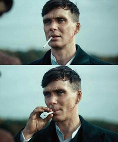 """Cillian Murphy as Thomas """"Tommy"""" Shelby in Peaky Blinders Peaky Blinders Quotes, Peaky Blinders Thomas, Cillian Murphy Peaky Blinders, Boardwalk Empire, Gangsters, Peaky Blinders Wallpaper, Men With Street Style, Raining Men, Cute Quotes"""