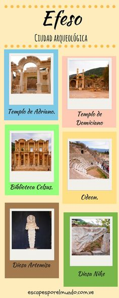 Viajes Efeso, Turquia. Travel destination