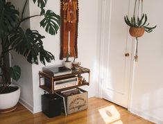 Copper Pipe Hi-Fi Shelf