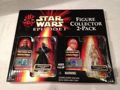 Star Wars - Episode 1 - Figure Collector 2-Pack Darth Maul & Anakin Skywalker  #Hasbro