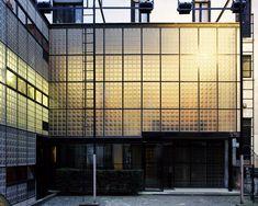 Maison de verre, Bijvoet & Chareau -