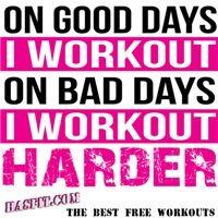 Workout Harder Workout Gear