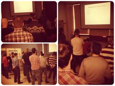 """Today Sperasoft employees listened to a lecture on the topic """"Git Basics, Git Workflow""""!"""