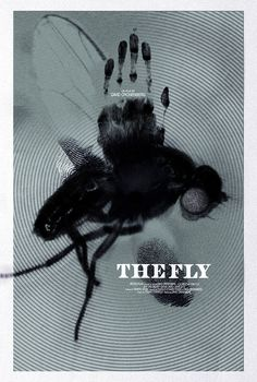 The Fly alternative movie poster