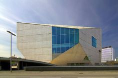 Casa da Musica, Music House, Portugal - Rem Koolhaas.