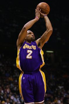 b55fbfebc Derek Fisher in Los Angeles Lakers v New Jersey Nets