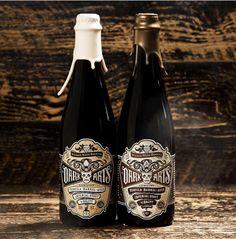 mybeerbuzz.com - Bringing Good Beers & Good People Together...: Wicked Weed Dark Arts & Darks Arts Espresso Bottle...