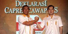 Partai Politik Indonesia: Mengukur Peluang Wiranto - HT Unggul di Pilpres