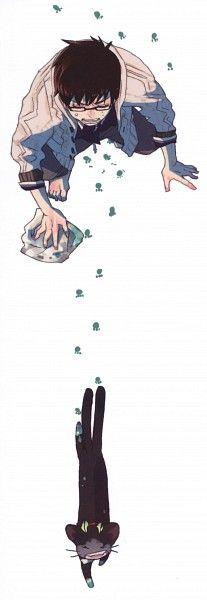 Yukio and Kuro. I feel your pain Yukio. I really do . . .