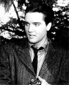 Elvis during the filming of Wild in the Country, 1960.