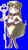 Pluto Sailor Pluto, Sailor Moon, Manga, Anime, Art, Art Background, Manga Anime, Kunst, Manga Comics