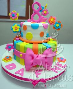 lindas tortas para niñas - Buscar con Google