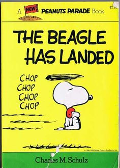 Lot of Two PEANUTS PARADE Books~'There Goes The Shutout' #13 & 'The Beagle Has Landed' #22~1978, Charles M. Schultz, As Is