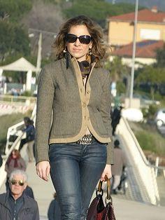 slow-wear-giacca-Capalbio-stivaletti-Chelsea-foulard-Fendi