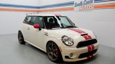 used 2009 MINI Cooper Hardtop John Cooper Works for sale in Houston, Texas  Pepper white, Mileage: 39,487, listed at $21,999  http://www.southcoastautos.com/web/used/MINI-Cooper-Hardtop-2009-Houston-Texas/7621457/