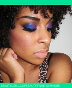 Fall Party eyes | Stephanie L.'s (beautybylee_StephLee) Photo | Beautylish