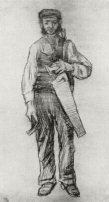 Vincent van Gogh: The Drawings (Carpenter) 1882