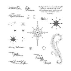 The Star of Light Stamp Set is one of My Favorite Things from the Stampin' Up! 2016-2017 Holiday Catalog.  For more details about this product and to shop, visit: http://www.stampinup.com/ECWeb/ProductDetails.aspx?productID=142110&dbwsdemoid=2026178
