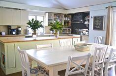 Amazing kitchen transformation on a budget!