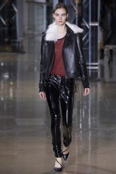 Anthony Vaccarello Fall 2016 RTW Collection