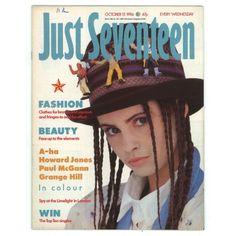 Just Seventeen Oct 15 1986