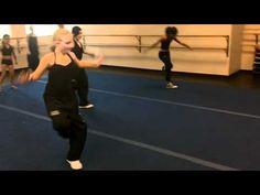 Hip Hop Dance moves For kids: Across The Floor Driil #1 Mr Chris Hip Hop - YouTube