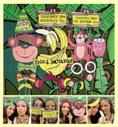Jungle Photo Booth