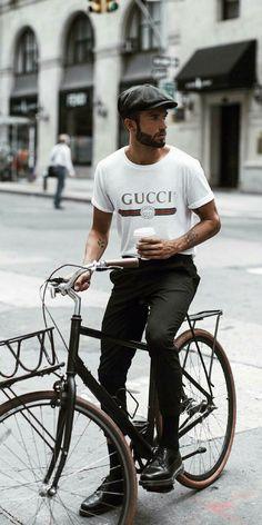 Issue 01 - Minimal Street Style Inspiration For Men — Minimal Closet