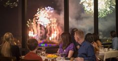 10 restaurantes de resorts na Disney em Orlando #viagem #miami #orlando