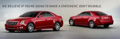 Red Cadillac 2012 CTS Sports Sedan-- this is for my mom:::one day!