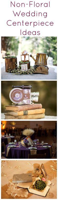 The Best Non-Floral Wedding Centerpiece Ideas