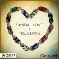 Do you have a special love for sandals? #corticalove